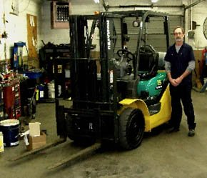 Forklift Department